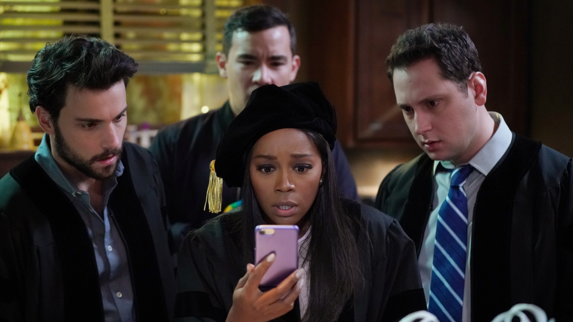 "How To Get Away With Murder - Recensione 6x09, ""Are You the Mole?"""