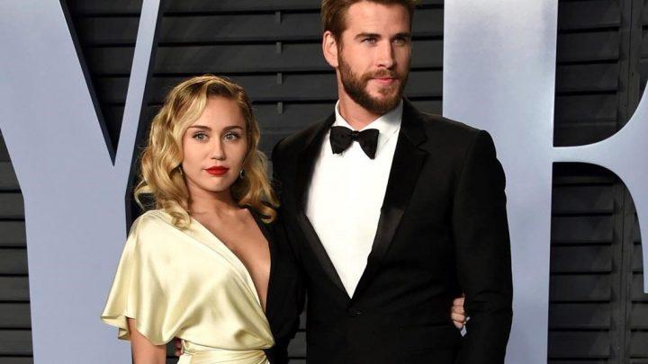 Miley Cyrus e Liam Hemsowrth