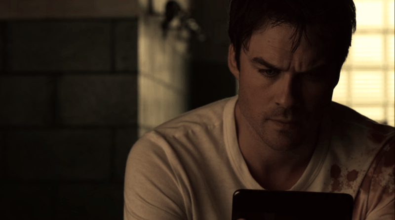 Ian Somerhalder - V Wars recensione Blood Brothers