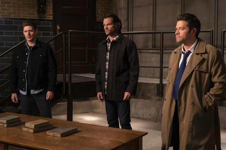 Supernatural - Recensione 15x08, Our Father, Who Aren't In Heaven