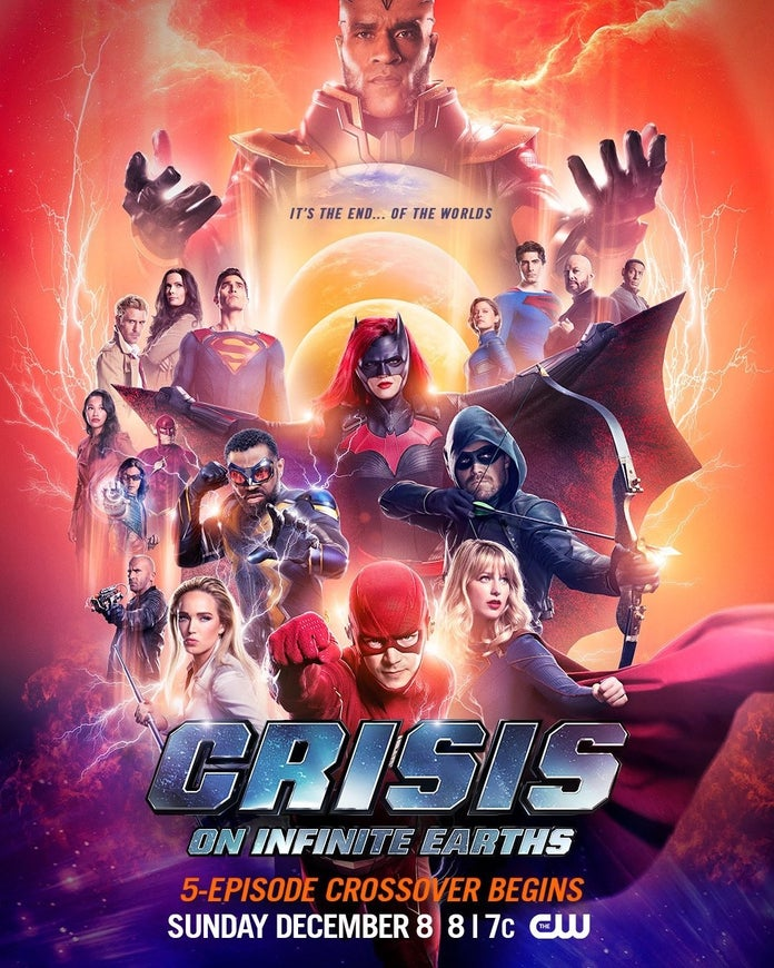 Crisis on Infinite Earth