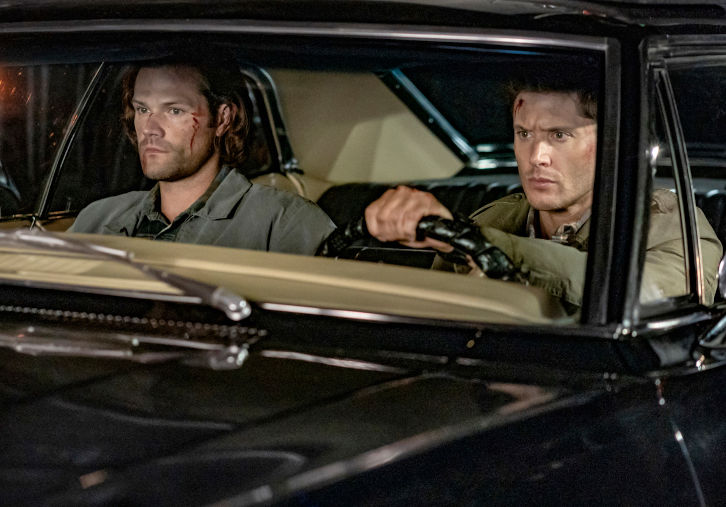 Supernatural - Recensione 15x09, The Trap