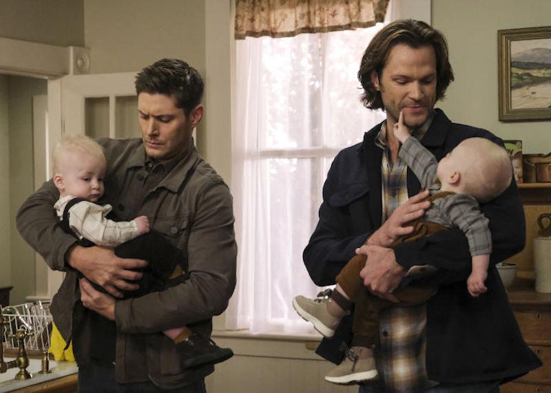Supernatural - Recensione 15x10, The Heroes' Journey