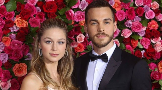 Melissa Benoist è incinta: l'attrice e il marito Chris Wood aspettano un figlio!