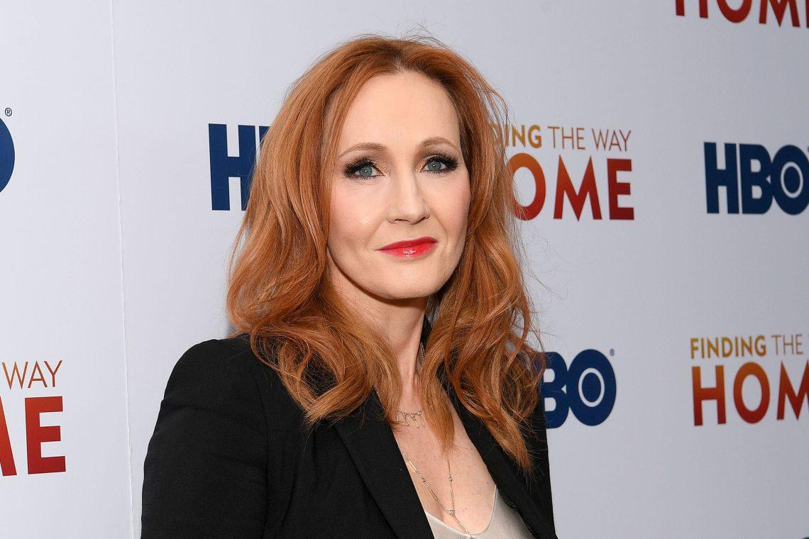 J.K.Rowling copyright Harry Potter