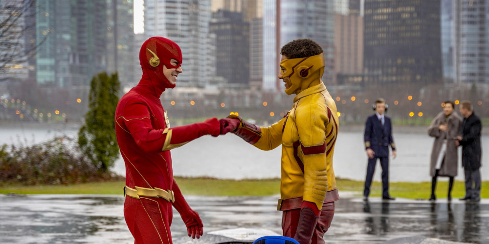 "The Flash - Recensione 6x14, ""Death of the Speed Force"""