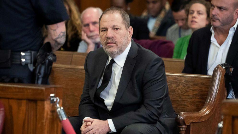 Harvey Weinstein sentenza