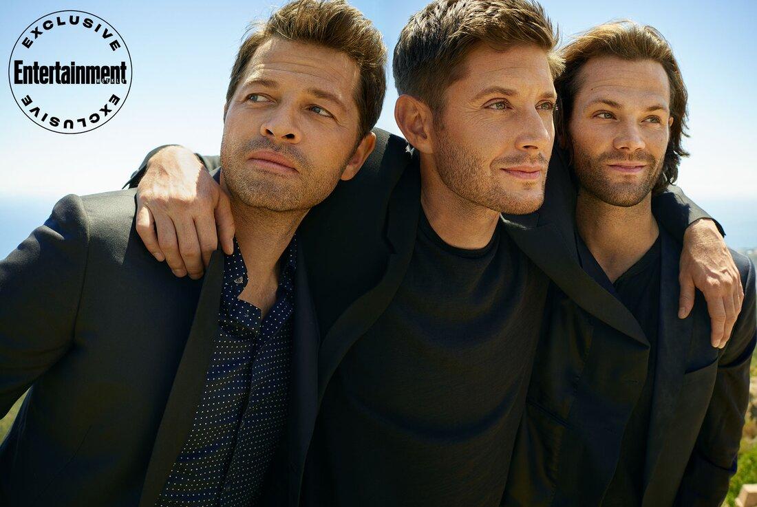 Supernatural: i protagonisti parlano della fine della serie!