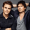 "The Vampire Diaries: Ian Somerhalder e Paul Wesley hanno chiamato il loro bourbon ""Brother's Bond"""