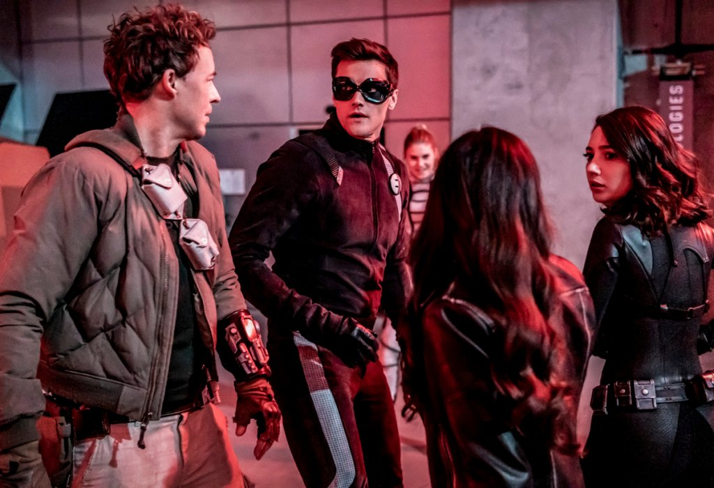 The Flash recensione 6x19