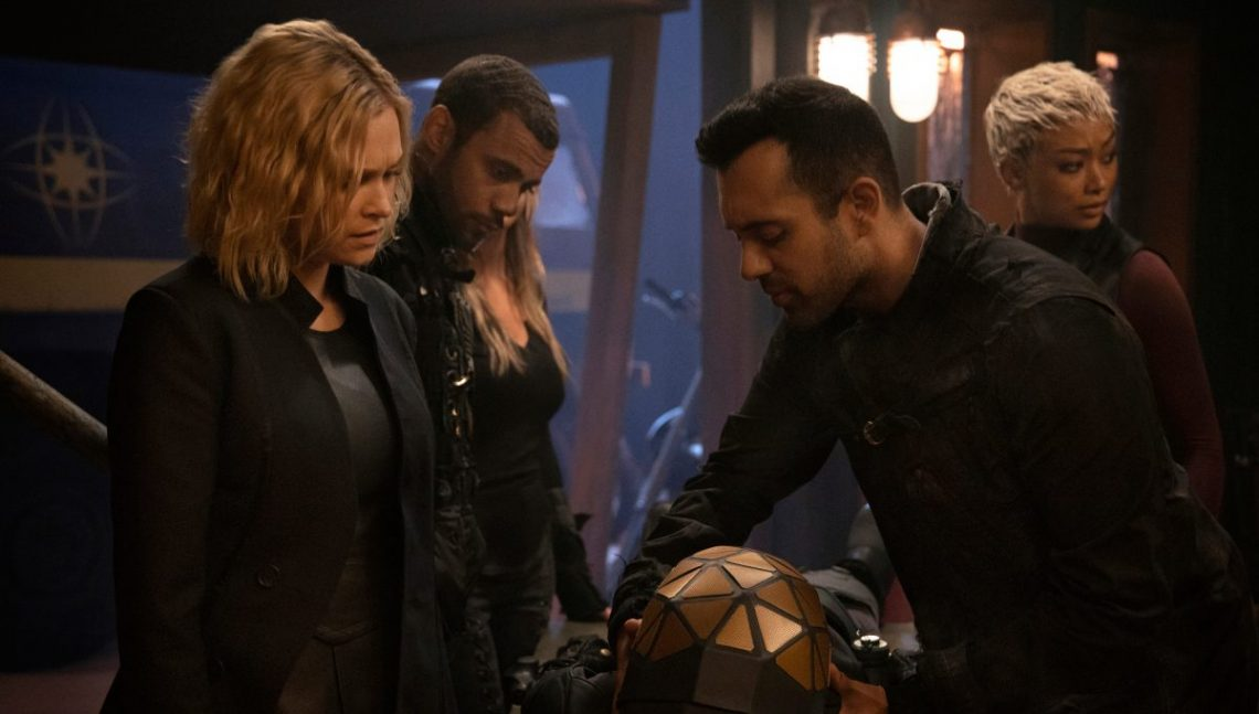"""The 100 - Recensione 7x04, """"Hesperides"""""""