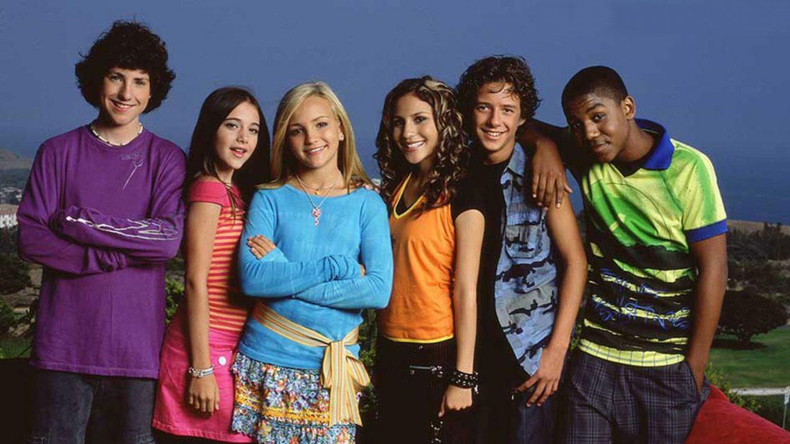 Zoey 101 il cast