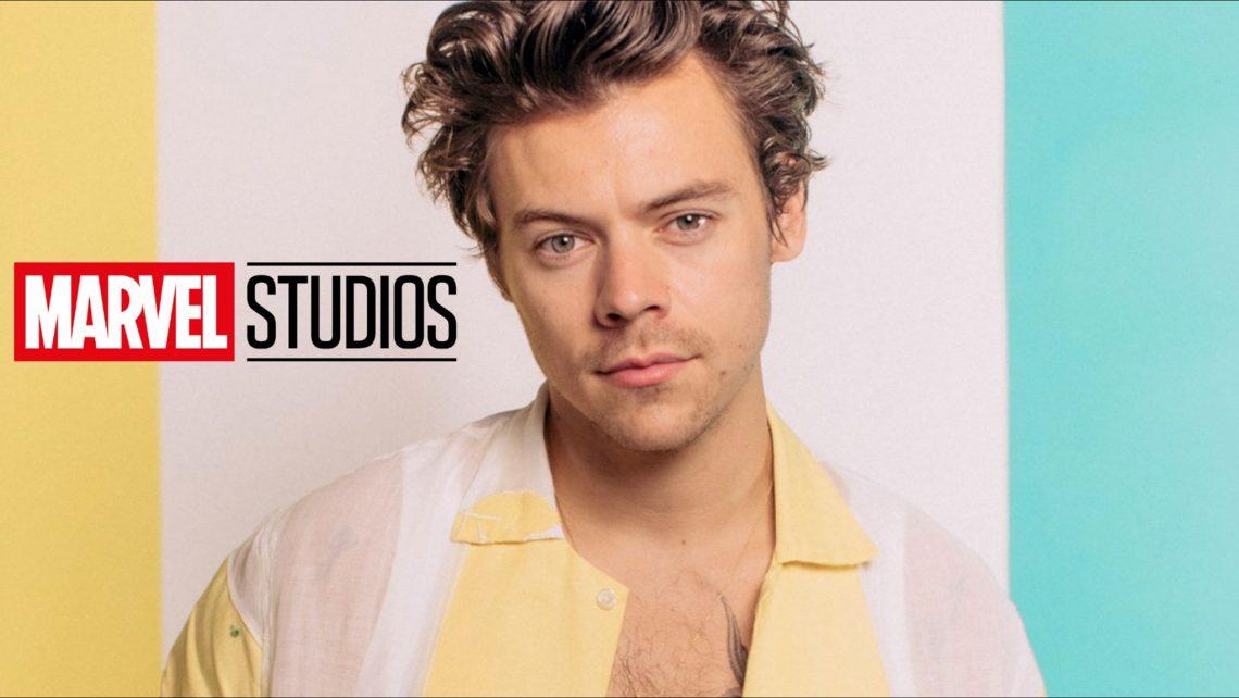 Harry Styles Marvel