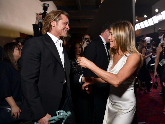 La Reinhart su Brad e Jennifer