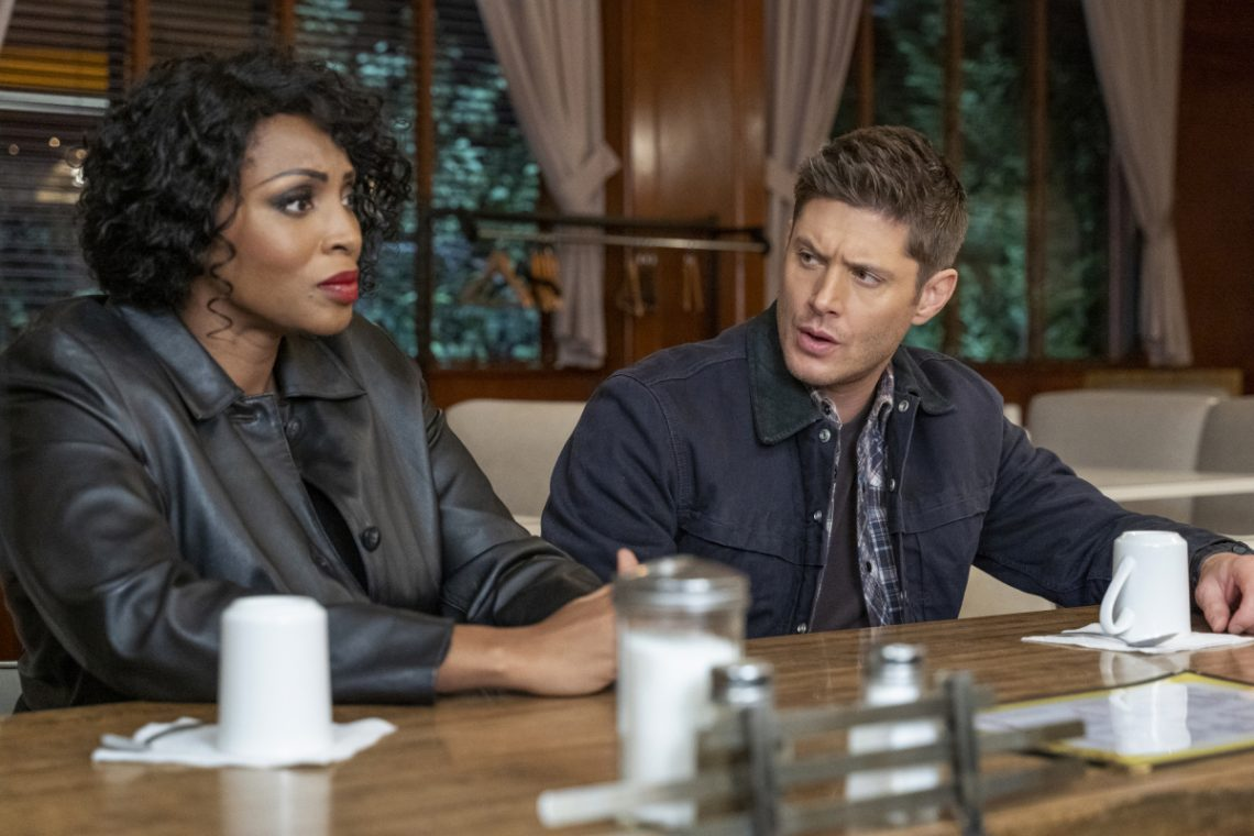 Supernatural - Recensione 15x16, Drag Me Away (From You)