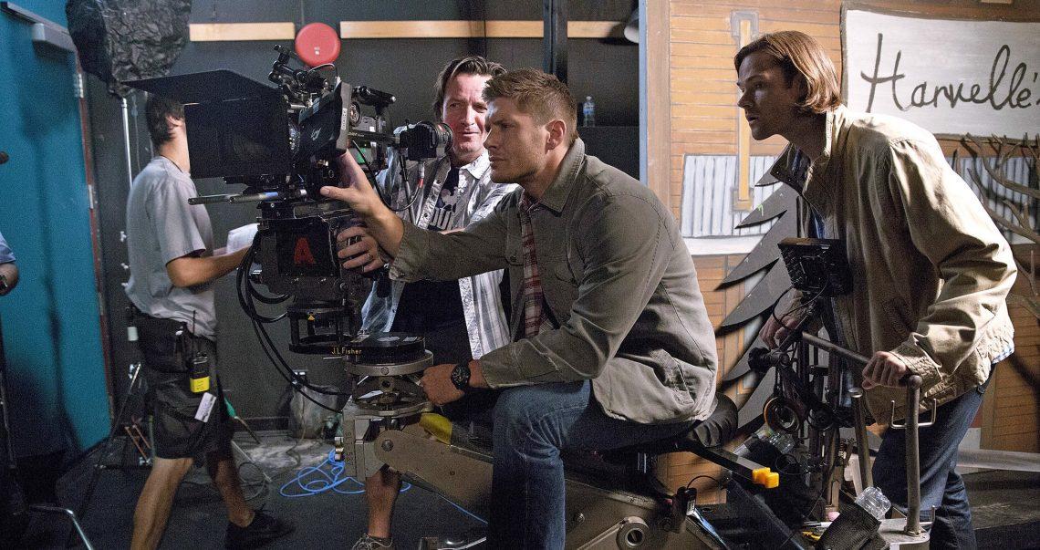 supernatural video backstage finale
