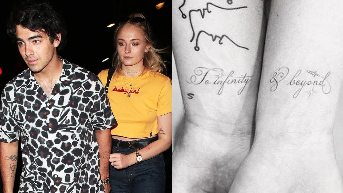 joe jonas tatuaggi