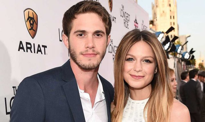 Blake Jenner e Melissa Benoist