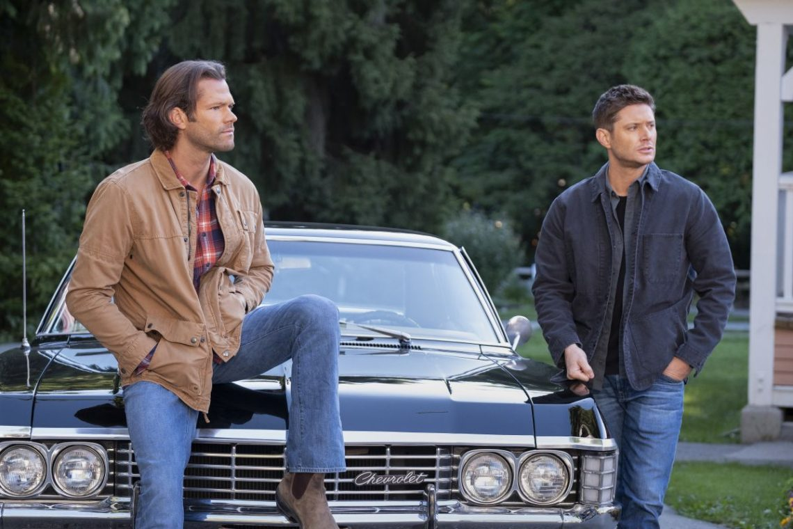 Supernatural - Recensione 15x20, Carry On