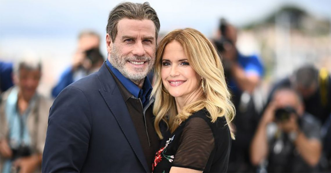 john travolta kelly preston