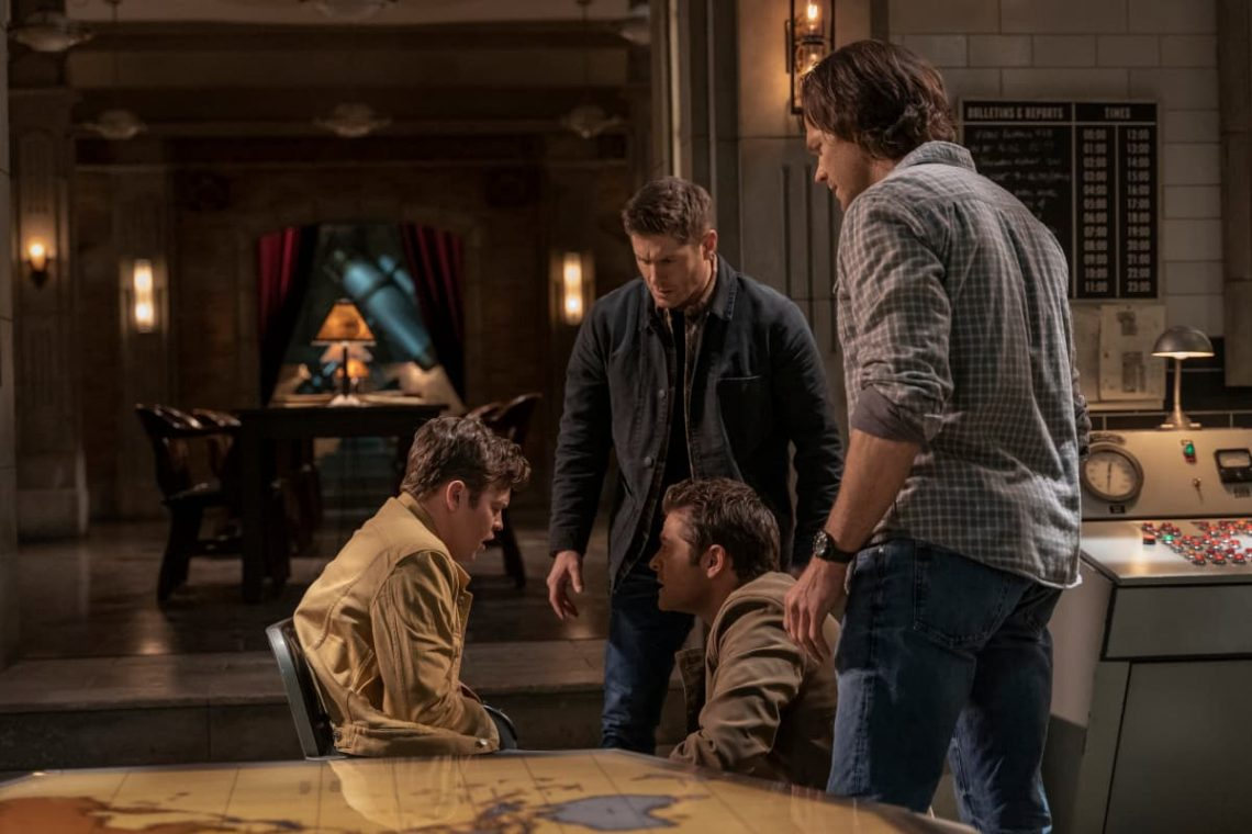Supernatural - Recensione 15x18, Despair