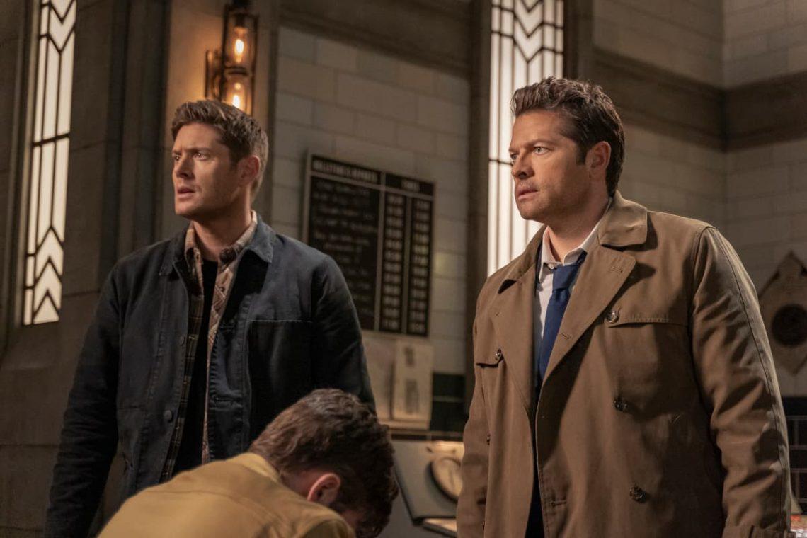 Supernatural: Misha Collins parla di Castiel nella 15x18!