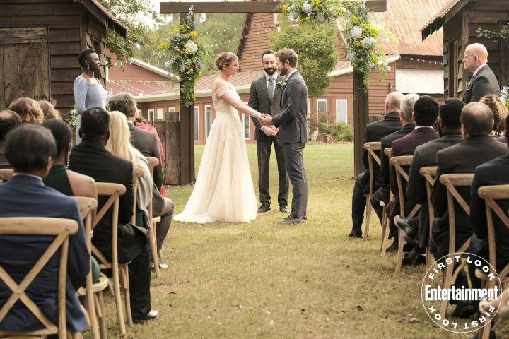 The Resident: Matt Czuchry e Emily VanCamp parlano della quarta stagione!