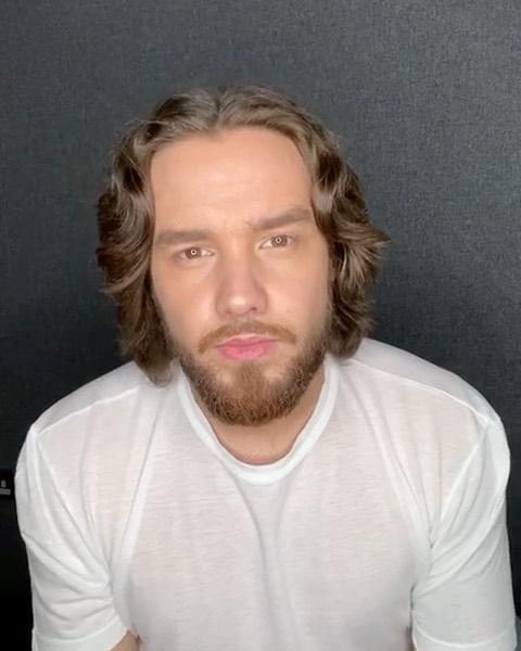 Liam Payne capelli