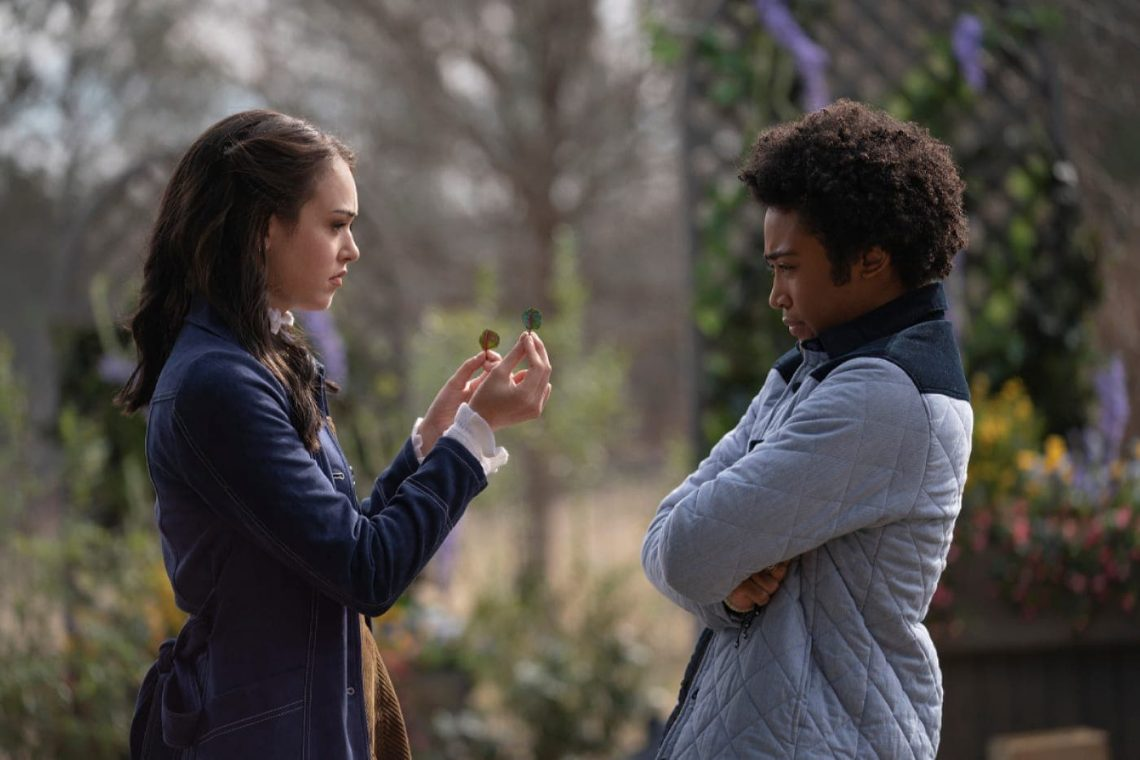 Legacies-3x07 MG e Jo