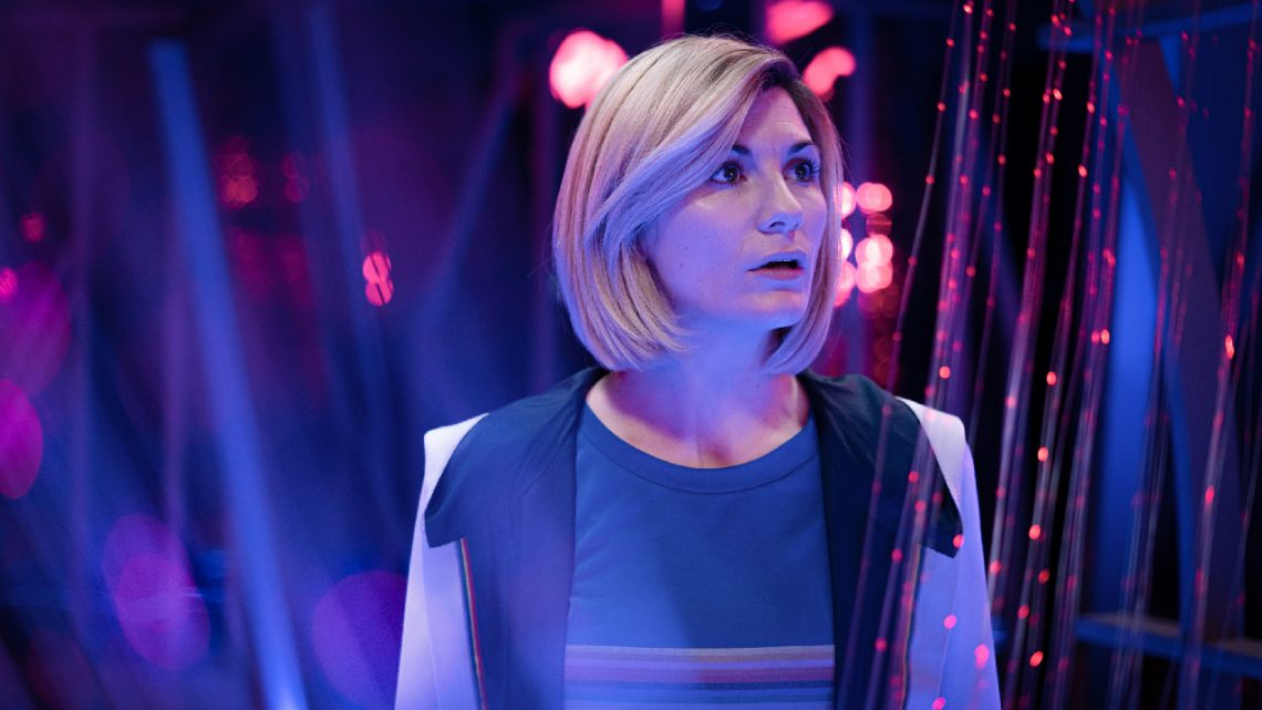 Jodie Whittaker e Doctor Who