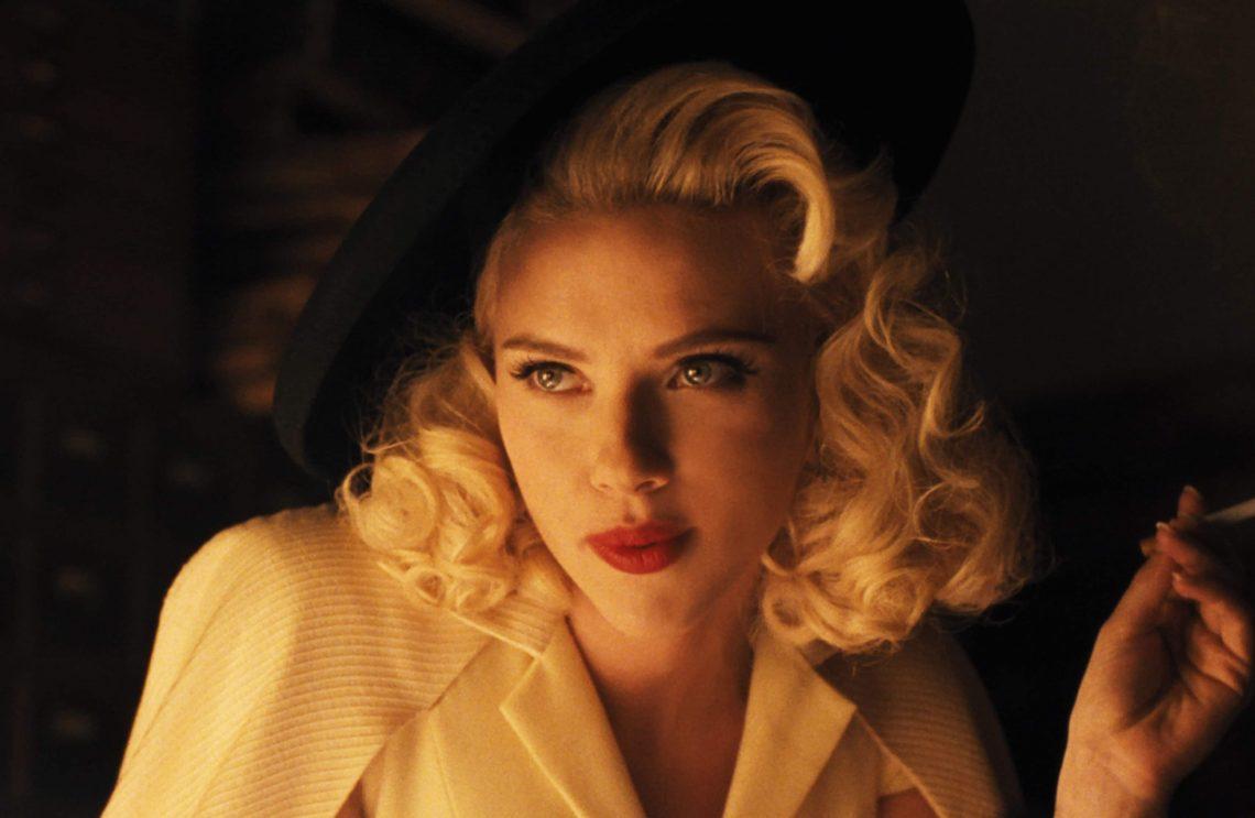 Scarlett Johansson primo figlio